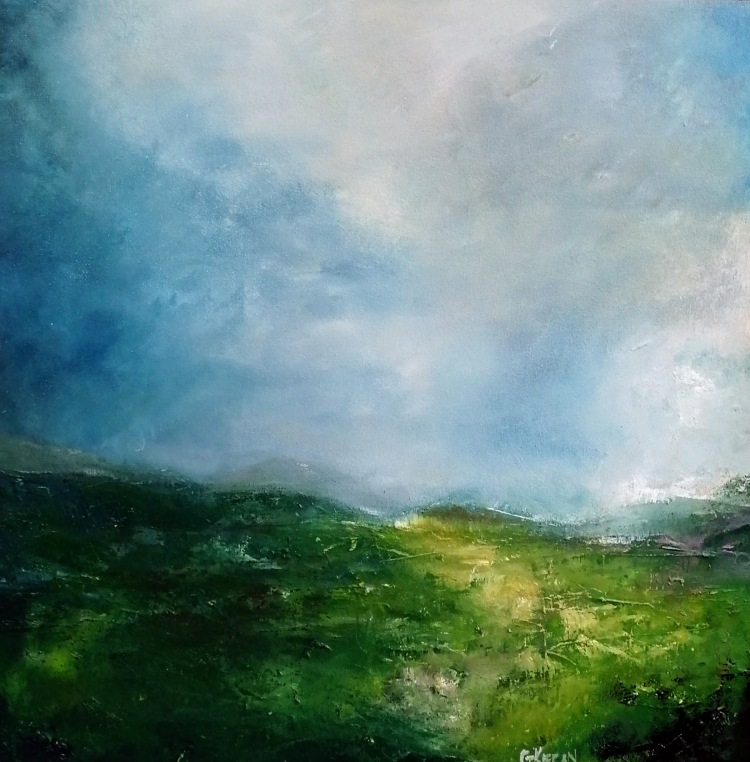 Oil on canvas | 50x50cm