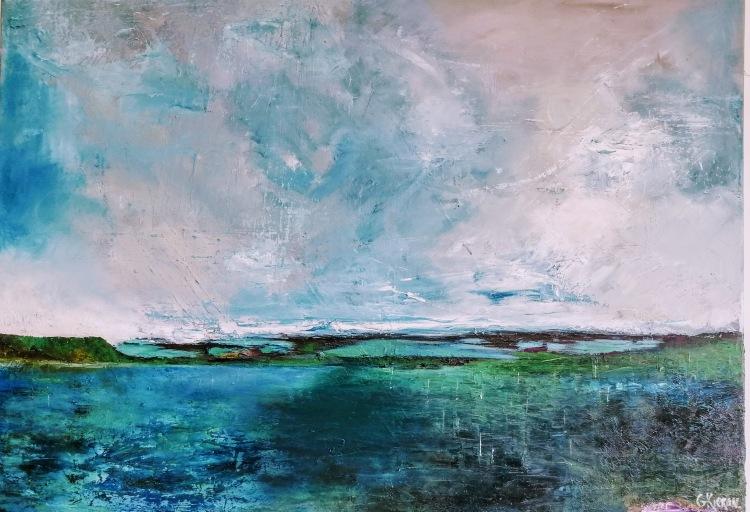 Oil on Canvas | 50x70cm